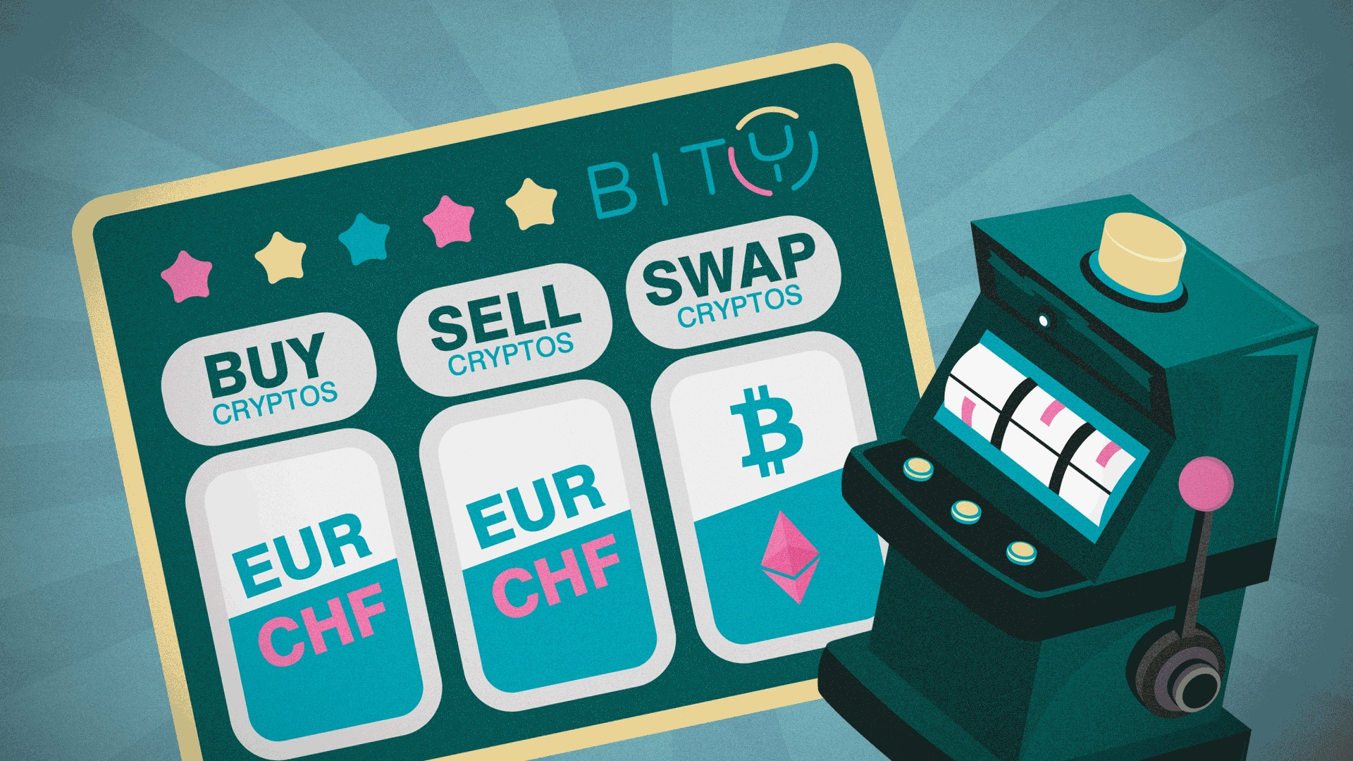 Buying cryptocurrencies in switzerland